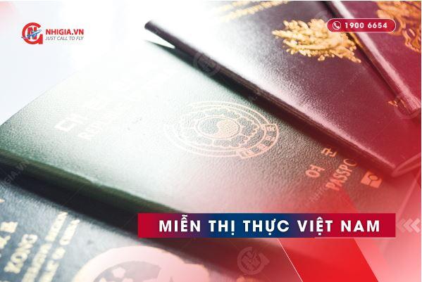 Miễn thị thực