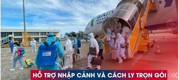 Dịch vụ nhập cảnh Việt Nam