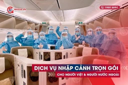 Dịch vụ nhập cảnh trọn gói vào Việt Nam