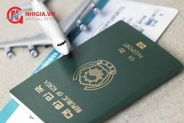 Dịch vụ xin visa Hàn 5 năm
